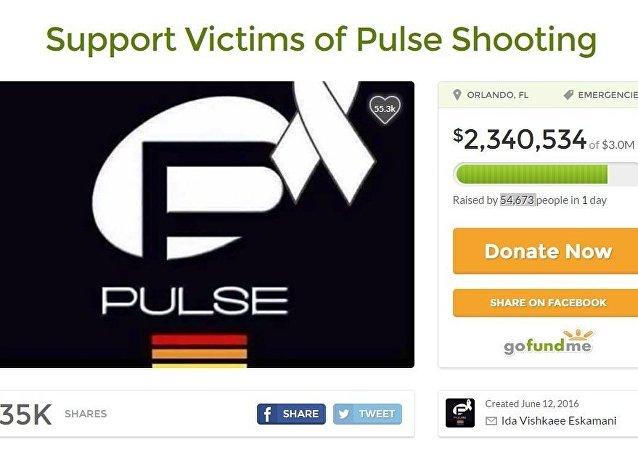 2 millions de dollars pour les victimes d'Orlando collectés en une journée