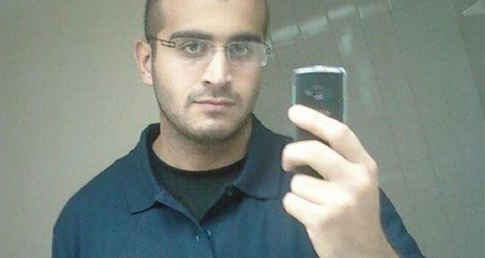 Le tireur d'Orlando Omar Mateen