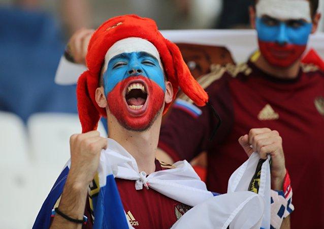 Fans russes