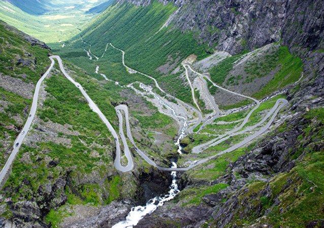 Ce n'est pas la destination qui compte, mais la route!