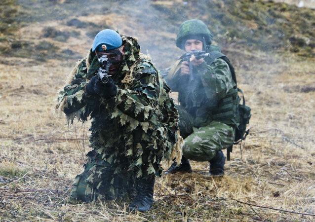 La Russie se dit prête à lutter avec les USA contre les terroristes en Syrie