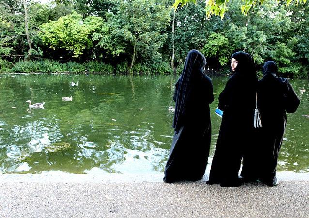 Des musulmanes