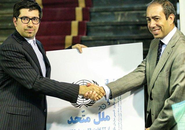L'Iranien Ehsan Mohammadi Malahati, candidat au prix de l'UNESCO pour la promotion de la tolérance et de la non-violence