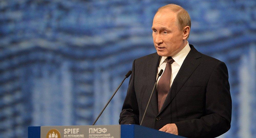 Poutine: la fuite des capitaux de Russie chute de cinq fois dès le début de l'année