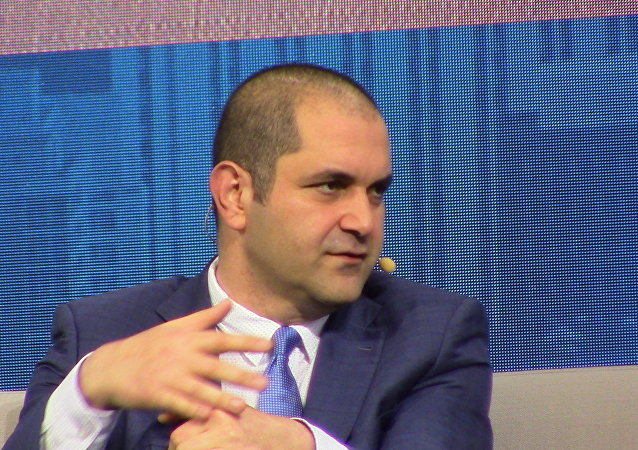 Shervin Pishevar, co-fondateur de Hyperloop One