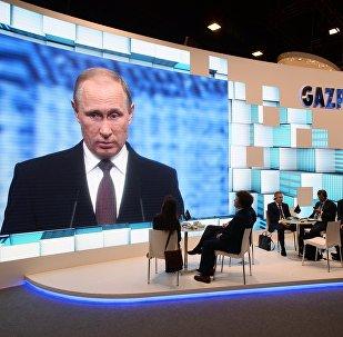 Poutine: l'économie russe est en croissance, malgré les pronostiques