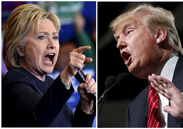 La vidéo  de Clinton contre Trump et Poutine agite la twittosphère