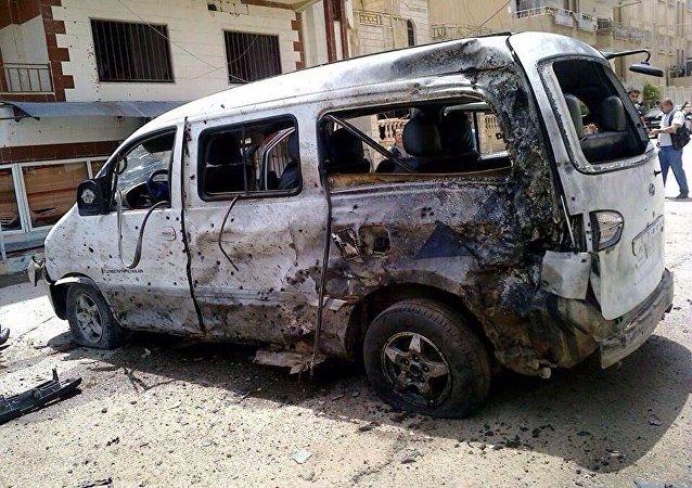Syrie: un kamikaze se fait exploser au centre de Qamishli