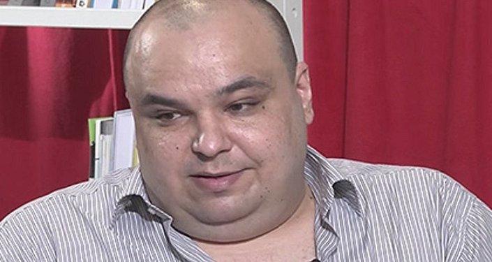 Le médecin anesthésiste-réanimateur Alexandre Tchernov, un médecin ukrainien avoue avoir tué des combattants du Donbass