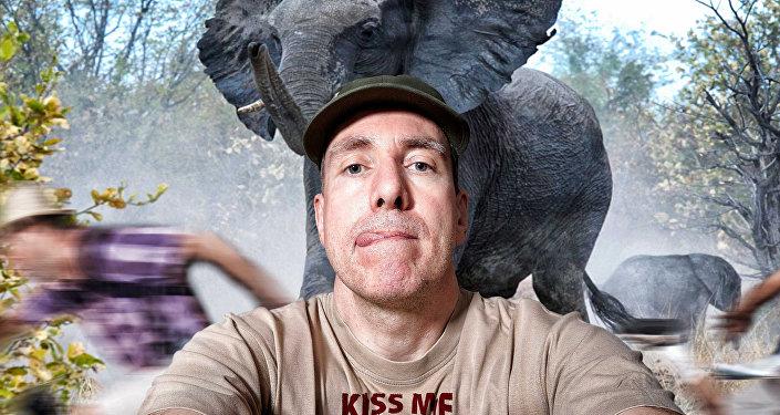 Selfie et Safari