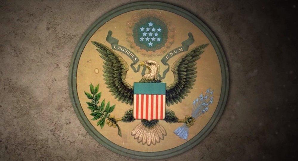 une armoirie officielle des Etats-Unis