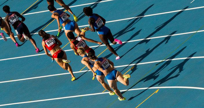 Championnats du monde d'athlétisme