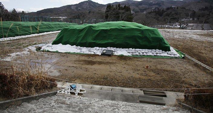 Déchets radioactifs de Fukushima