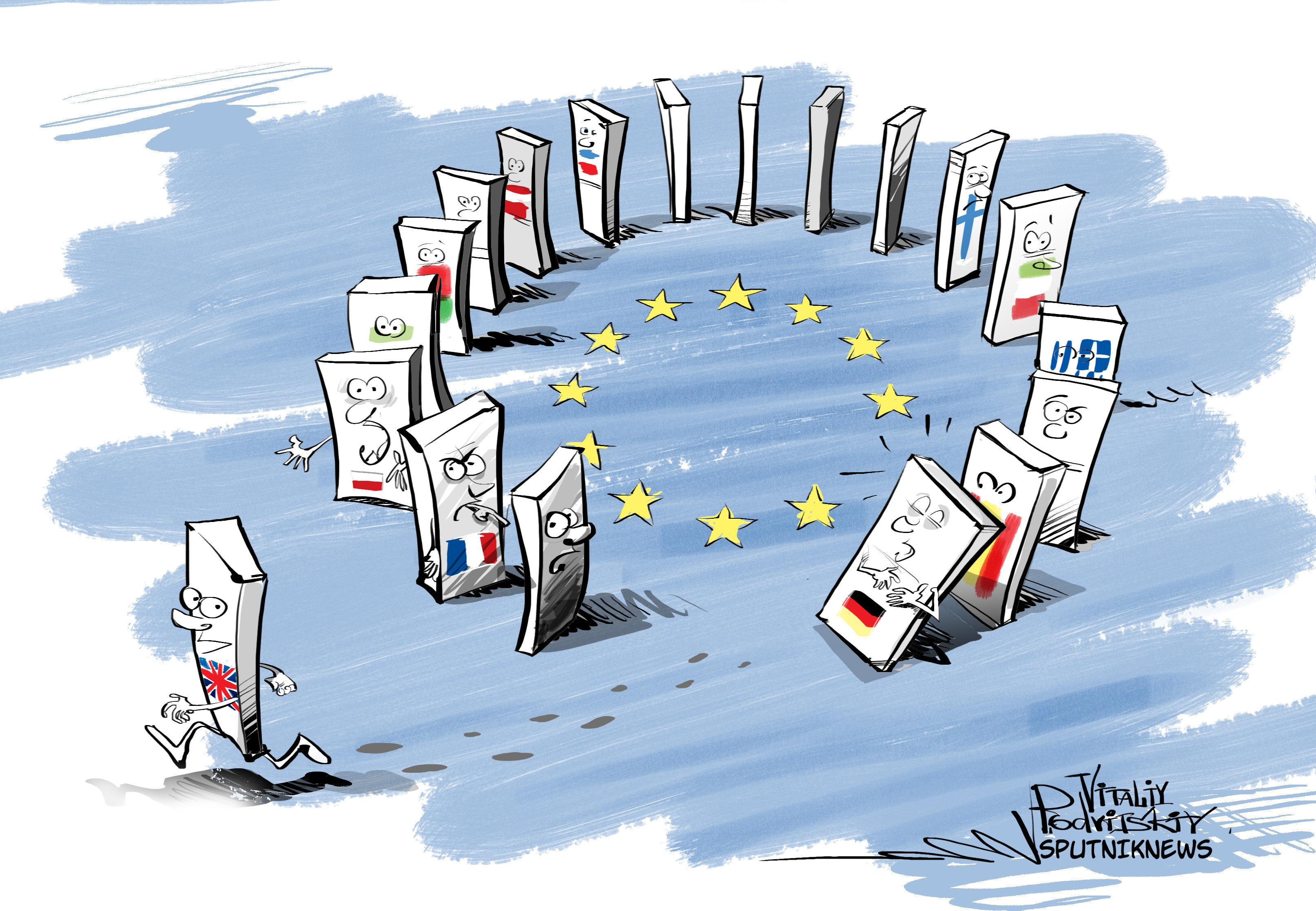 Le Brexit, une conséquence logique de l'état de l'Europe d'aujourd'hui