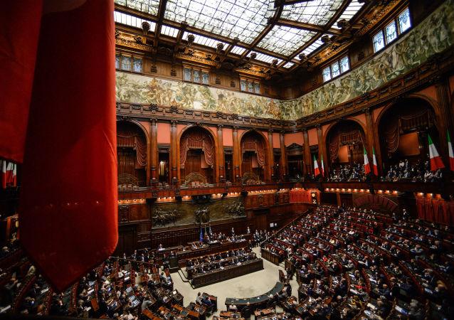 Le Parlement italien