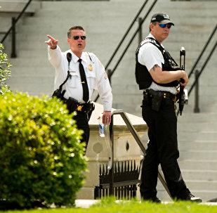 Des agents du Secret Service