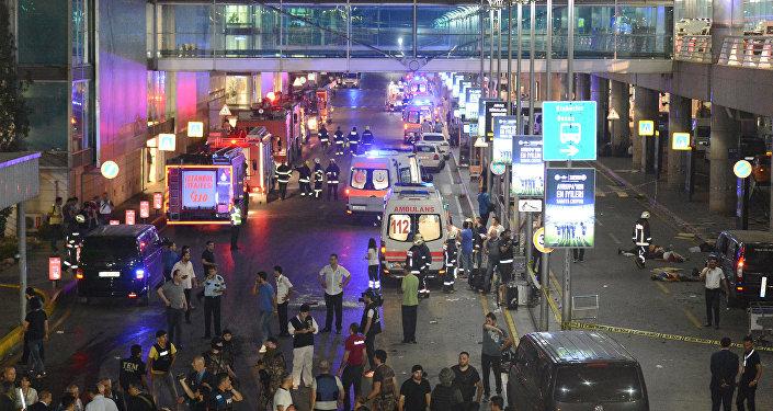 Attentats d'Istanbul