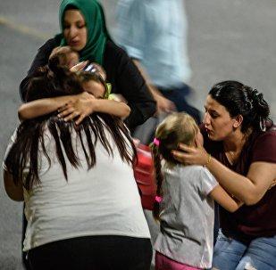 Après l'attentat d'Istanbul