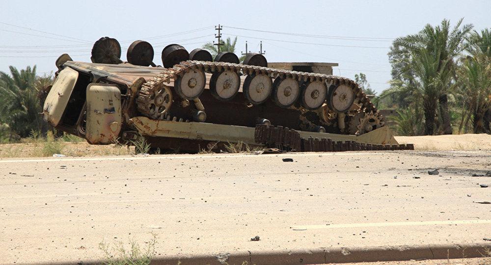 La ville de Hit en Irak libérée de Daech