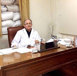 Dr Elias Lahham