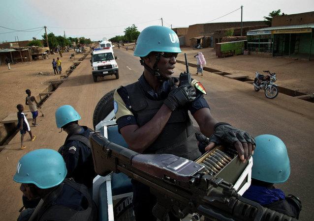 Mali, police UN
