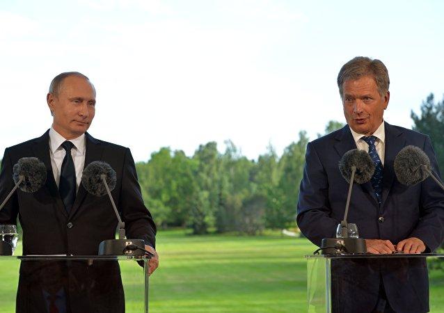 Poutine: si la Finlande perd la neutralité, la Russie réagira