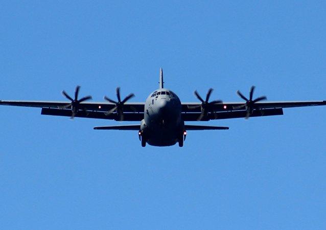 Un C-130
