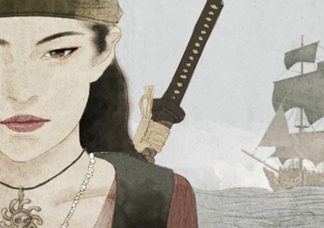 Ching Shih, la pirate chinoise qui terrorisait les mers d'Asie
