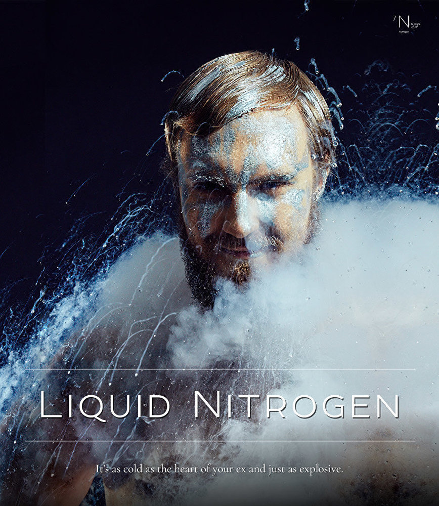 Azote liquide