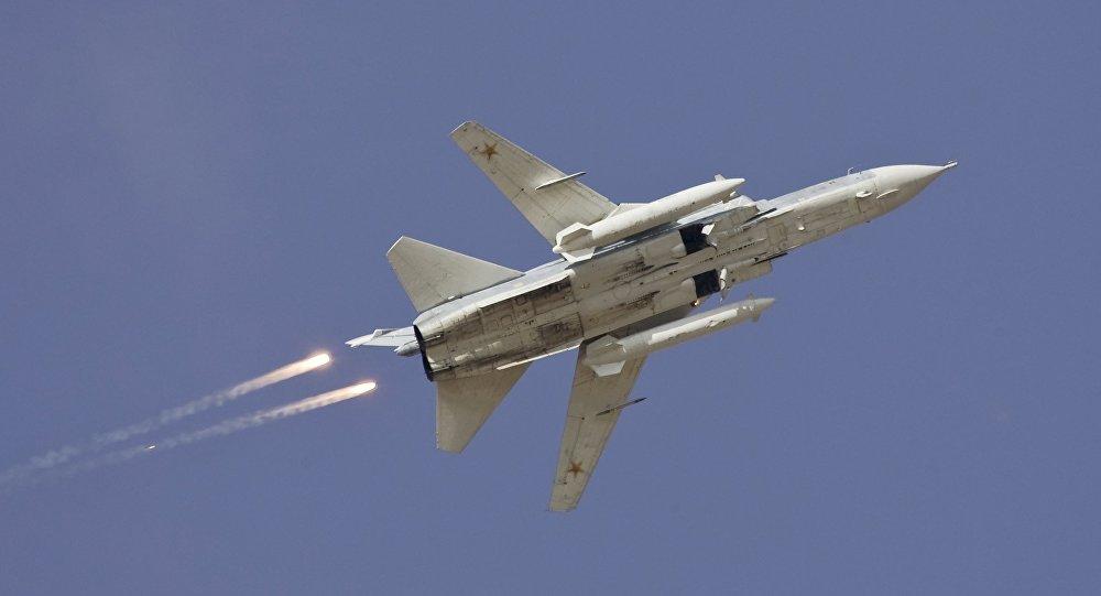 Su-24, bombardier russe d'attaque au sol