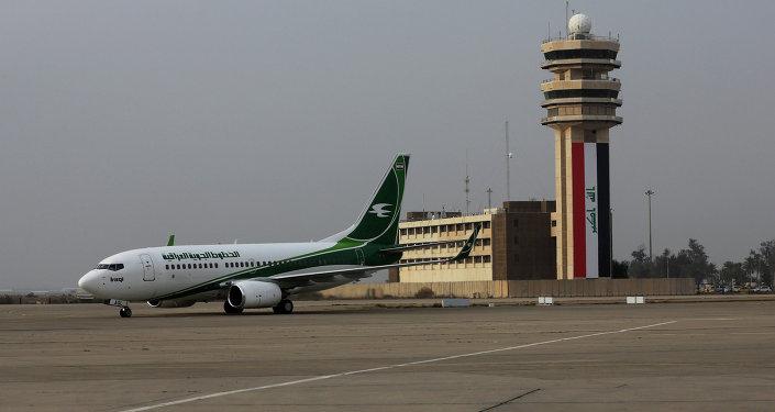 avion d'Iraqi Airways