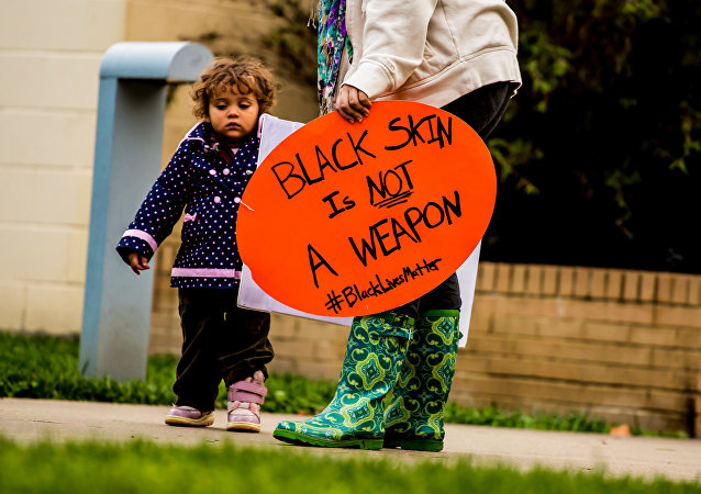 La peau noire n'est pas une arme