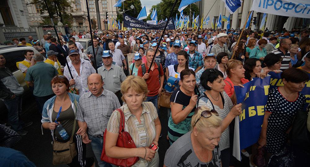 Protest Kiev 1