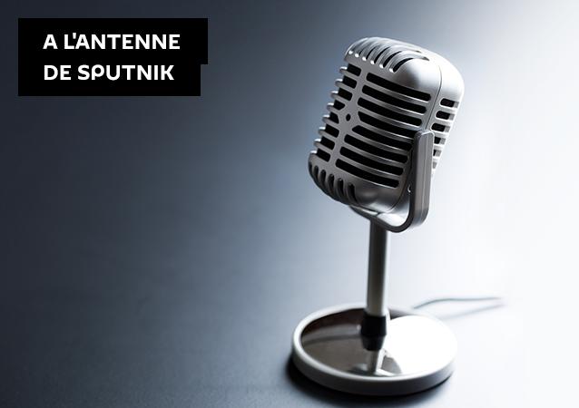 A l'antenne de Sputnik