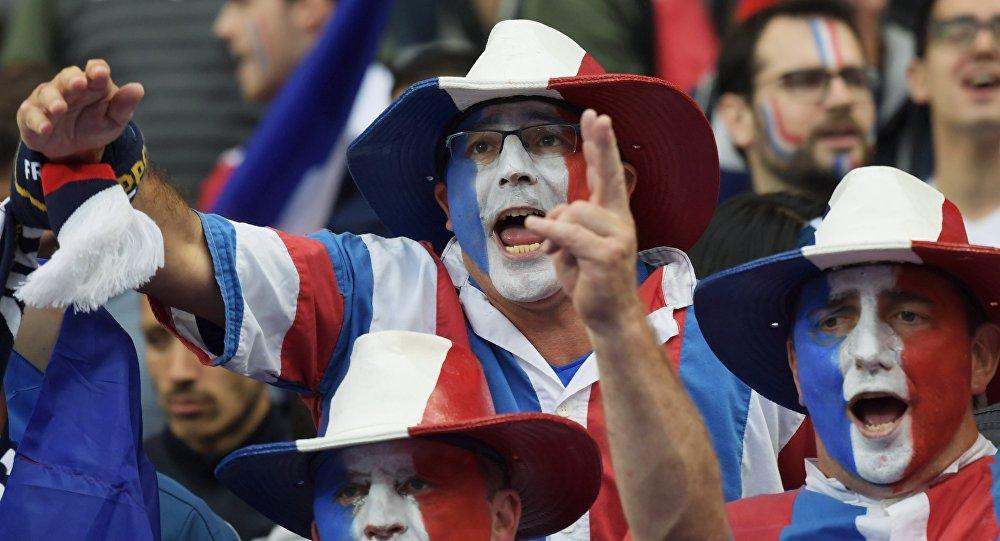 supporteurs français