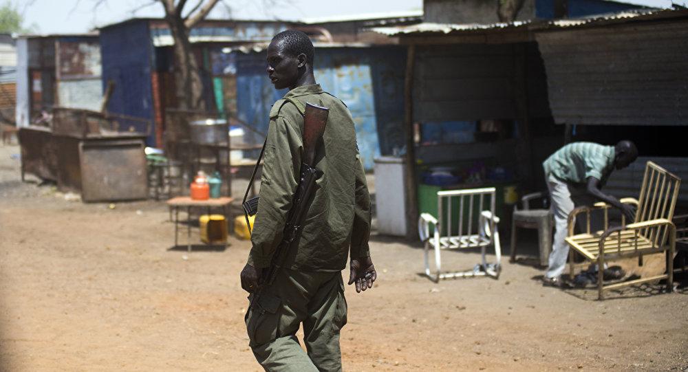 Ban Ki-moon réclame un embargo et des sanctions — Soudan du Sud