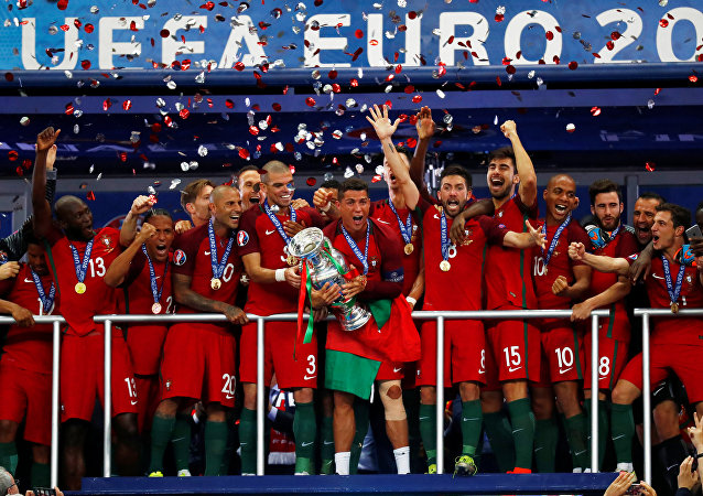 les Portugais ont remporté la Finale de l'Euro 2016