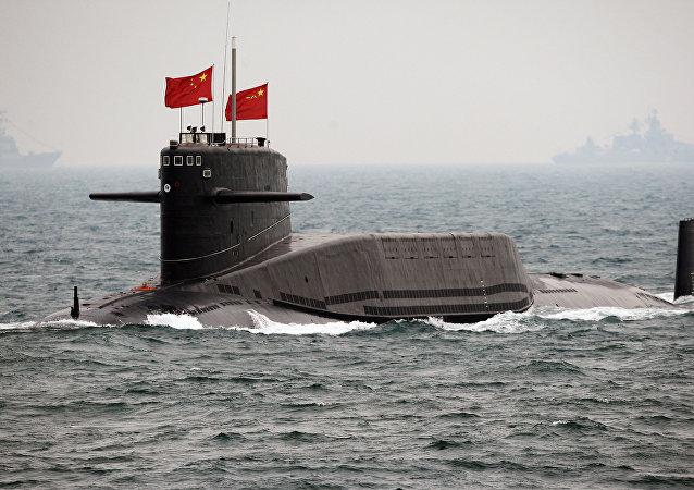 un sous-marin chinois