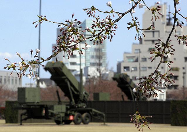 Forces d'autodéfense, Japon