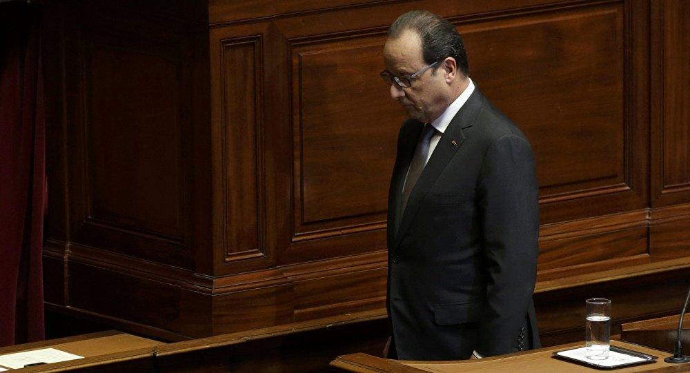 Le jour où François Hollande est devenu un