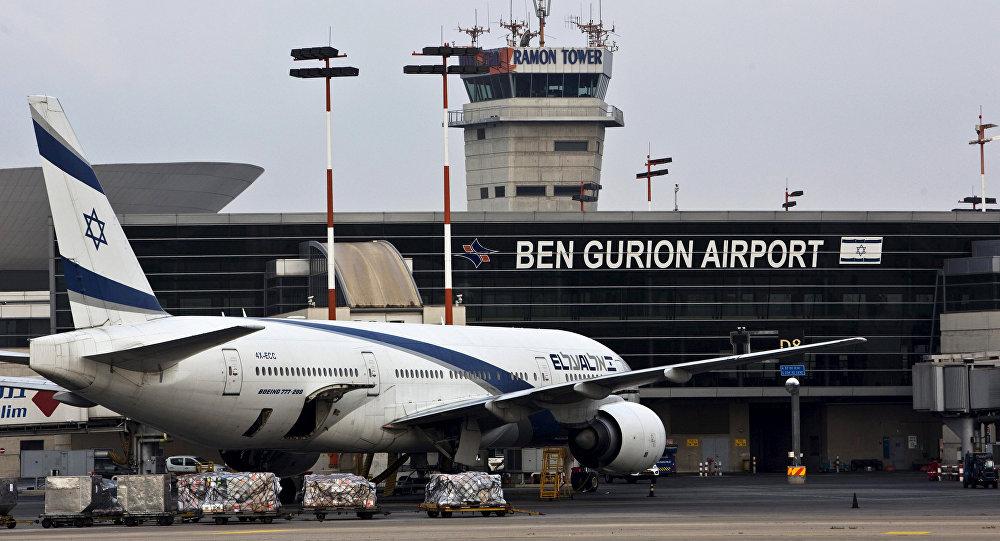 Aéroport de Tel Aviv