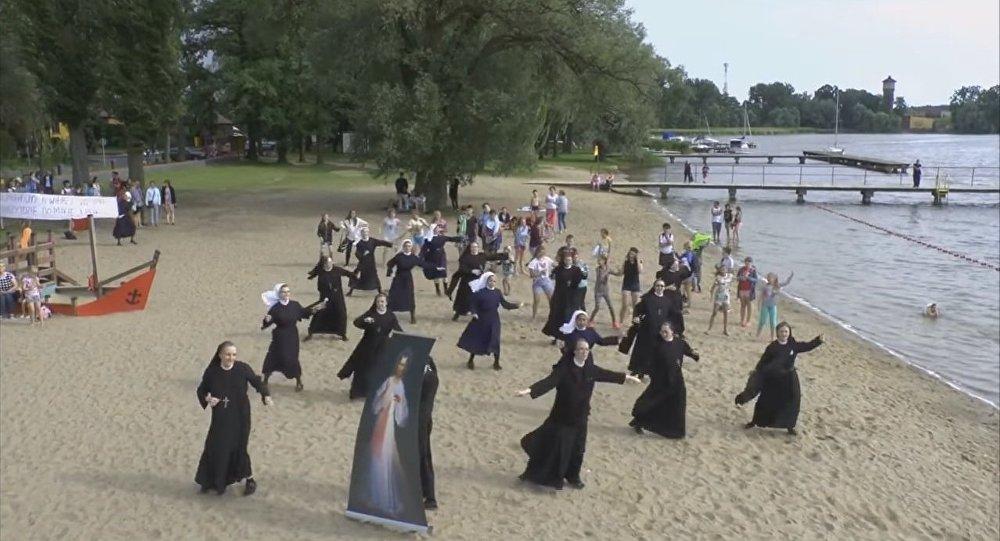 Des religieuses polonaises