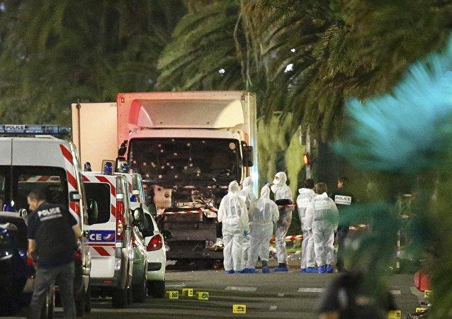 Attentat de Nice: une opération de déminage à proximité du domicile du chauffeur