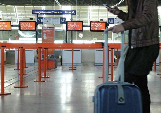 Aéroport Nice-Côte d'Azur / image d'illustration