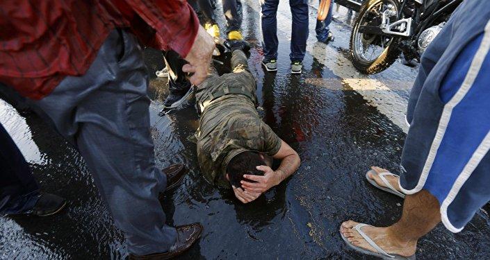 Lynchages en Turquie