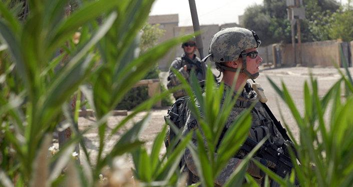 les militaires US