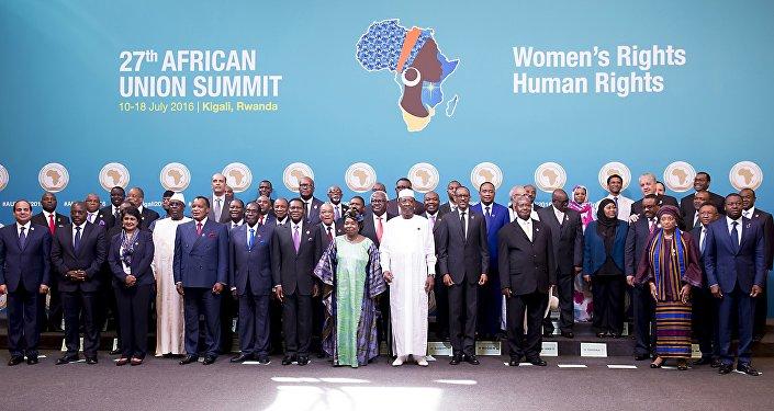 Le 27è sommet de l'Union africaine s'est ouvert le 17 juillet à Kigali