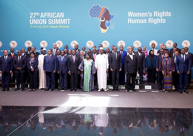 Le 27è sommet de l'Union africaine s'est ouvert le 17 juillet 2016 à Kigali