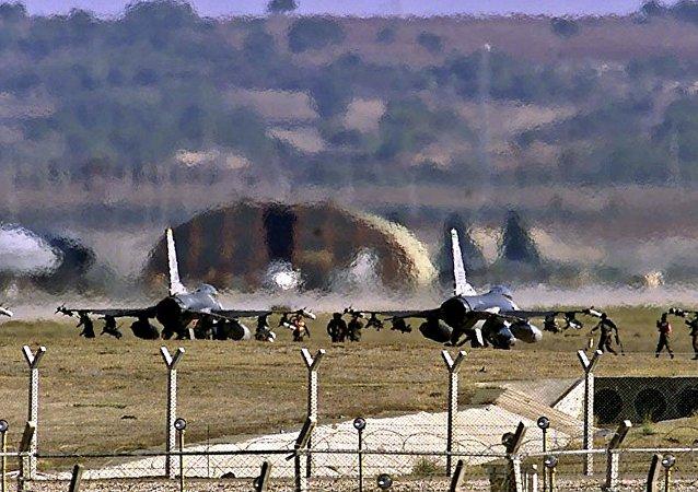 Base d'Incirlik, en Turquie.