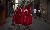 Istanbul le lendemain de la tentative du coup d'Etat avortée